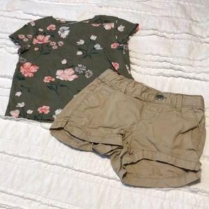 Old Navy little girls outfit